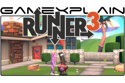 Runner3 - Game & Watch (Nintendo Switch) - YouTube