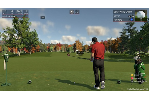 Download The Golf Club PC Game Full Version | Download ...