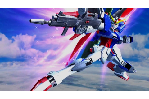 Gundam Seed Destiny: Rengou vs. Z.A.F.T. II Intro - YouTube