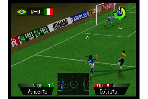 International Superstar Soccer 64 (USA) ROM