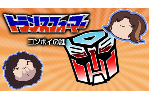 Transformers: Mystery of Convoy - Game Grumps - YouTube