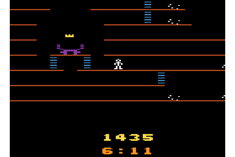AtariAge - Atari 2600 Screenshots - Mountain King (CBS ...