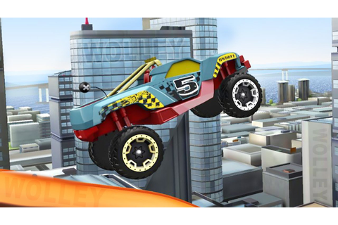 Hot Wheels: Race Off - Cars Racing Videos - Stunt Race ...