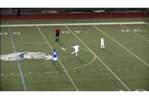 Boom: Amazing Soccer Goal Comes On Game's First Play : The ...