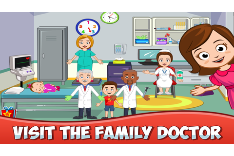 My Town : Hospital - Android Apps on Google Play