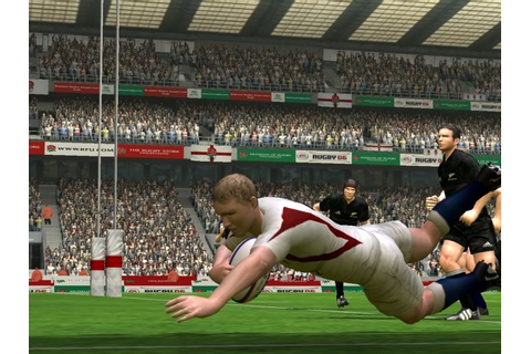 EA SPORT Rugby 06 PC Galleries | GameWatcher