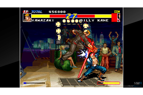 Real Bout Fatal Fury - Game - Nintendo World Report