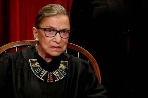 In pics: How Ruth Bader Ginsburg's offbeat style made her ...