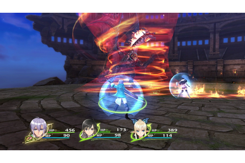 Shining Resonance Refrain | RPG Site