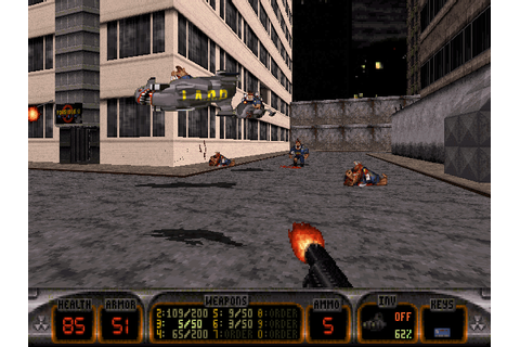 Download Duke Nukem 3D | DOS Games Archive