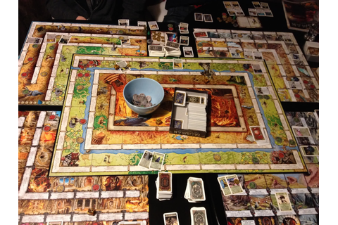 Across the Board Games | Tabletop Game Design, Art ...