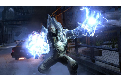Infamous 2 Review - PS3