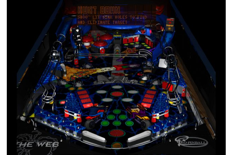 Pro Pinball: The Web (1996) by Empire Interactive Saturn game