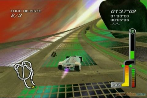 Wheelspin (video game) - JungleKey.co.uk Image