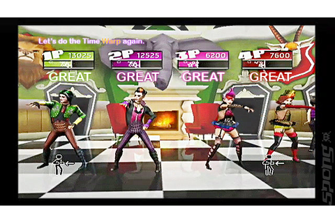 Screens: Dance On Broadway - Wii (2 of 6)