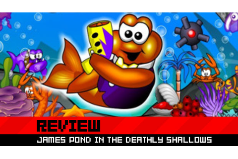 Review: James Pond in the Deathly Shallows