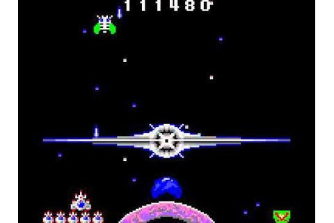 Galaga '91, Game Gear - YouTube