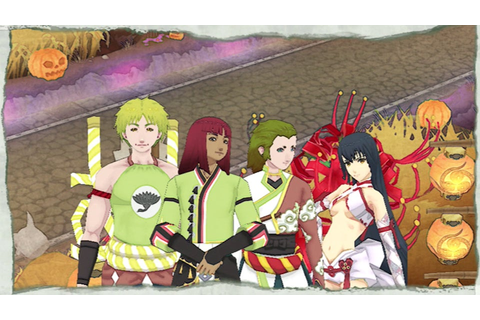 Why Oreshika: Tainted Bloodlines Is A Game Made Of ...