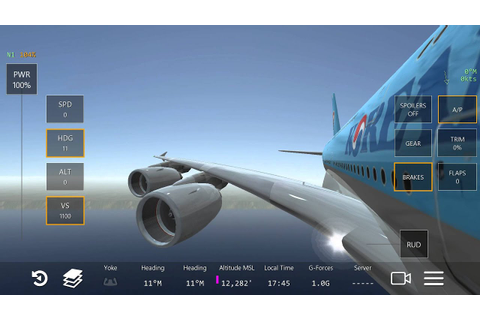 Korean Air Airbus A380-800 game play - YouTube