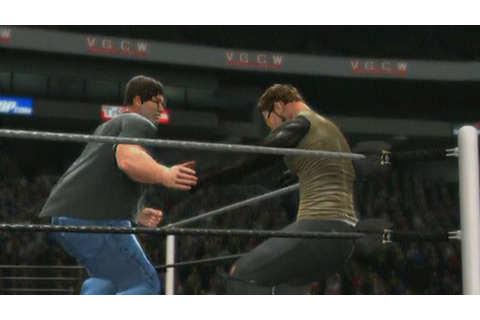 Wrestling with absurdity: Inside Video Game Championship ...