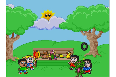 Barney's Hide & Seek Game (USA) ROM