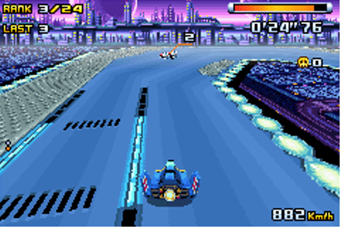 Play Game Boy Advance F-Zero Climax (J)(Eurasia) Online in ...