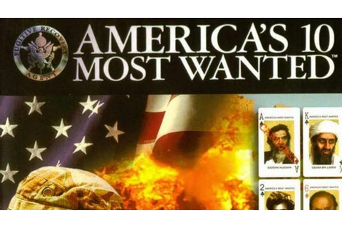 America's 10 Most Wanted Gameplay (HD) - YouTube