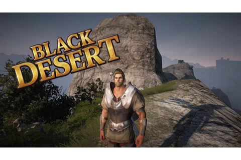 Black Desert Online - Review (Is It THE Sandbox Game ...