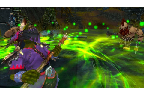 Warhammer Online: Wrath of Heroes - screenshots gallery ...