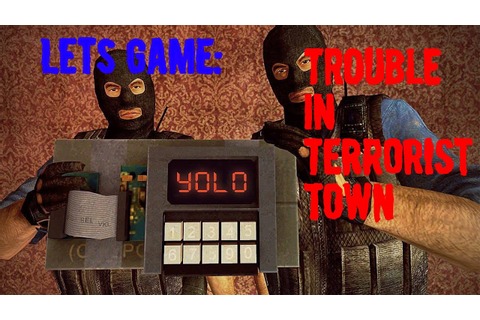 Lets Game: Trouble in Terrorist Town|⁂Fail im Flieger⁂|Der ...
