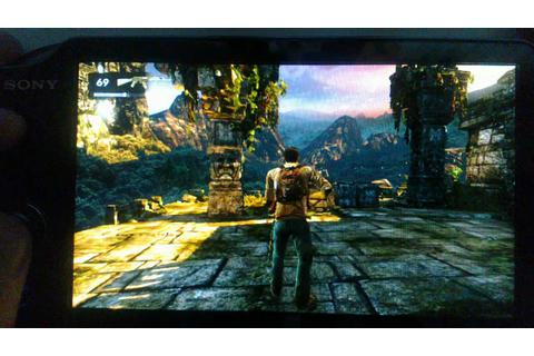 Uncharted Golden Abyss Gameplay - YouTube