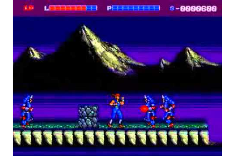 Shadow Blasters (USA) ROM