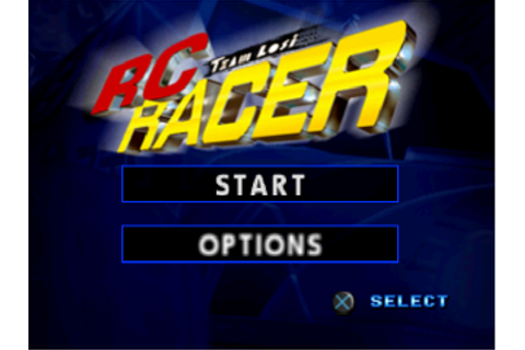 Play Team Losi RC Racer Sony PlayStation online | Play ...
