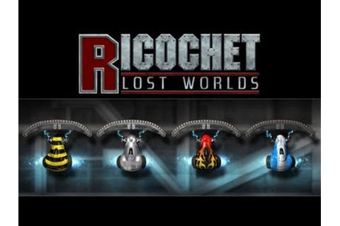 Ricochet Lost Worlds - YouTube