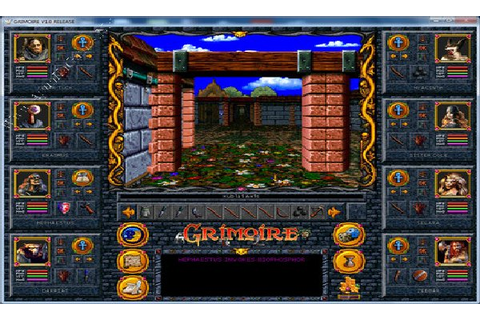 Grimoire: Heralds of the Winged Exemplar PC Game - Free ...