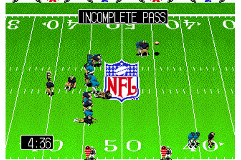 Download Tecmo Super Bowl III: Final Edition (Genesis ...