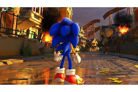 Sonic Forces PC Game + All DLCs Free Download