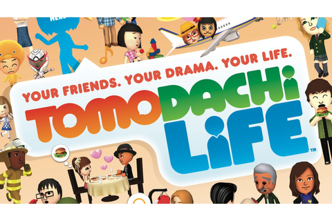 Tomodachi Life hits 3DS June 6, combining universal ...
