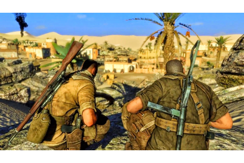 Sniper Elite 3 Full Version Pc Game Free Download - Full ...