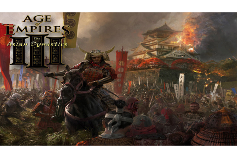 Age of Empires III: The Asian Dynasties HD Wallpaper ...
