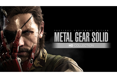 Metal Gear Solid HD Collection Might Be Headed To ...