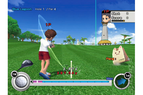 Screens: Pangya! Golf with Style - Wii (11 of 71)