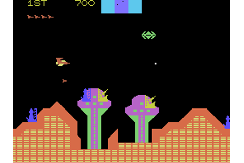 Download Cosmic Avenger (ColecoVision) - My Abandonware