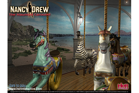 Buy Nancy Drew Game: The Haunted Carousel | Her Interactive