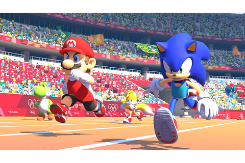 Mario and Sonic Tokyo 2020 | Official Website