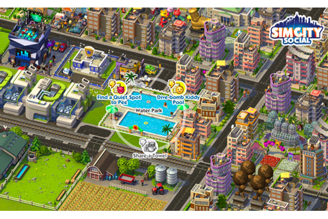 'SimCity Social' brings Maxis heritage to Facebook games ...