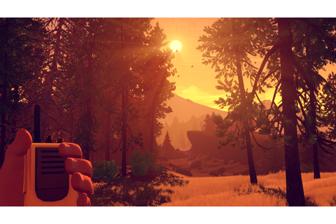 Firewatch To Last 5/6 Hours On Average; No VR Support Planned