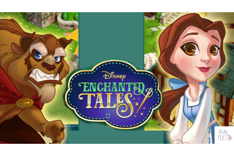 DISNEY ENCHANTED TALES BEAUTY AND THE BEAST Android/Apple ...