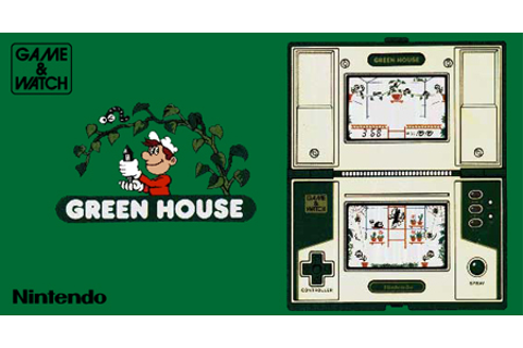 Greenhouse | Nintendo | FANDOM powered by Wikia