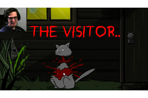BLOODY GOOD FUN! | The Visitor - Gorey Flash Game - YouTube